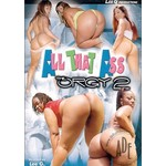 Vibies DVD All That Ass The Orgy 2
