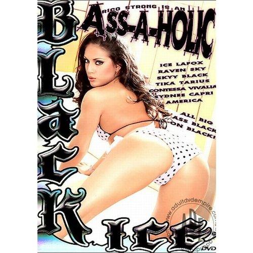 Vibies DVD Ass-A-Holic