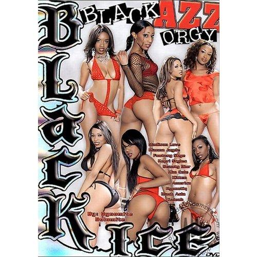 Vibies DVD Black Azz Orgy