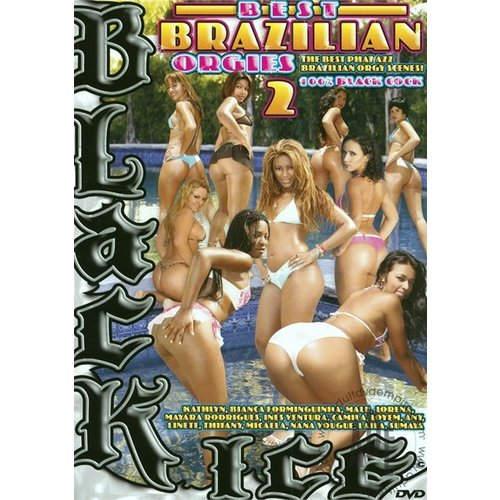 Vibies DVD Best Brazilian Orgies 2