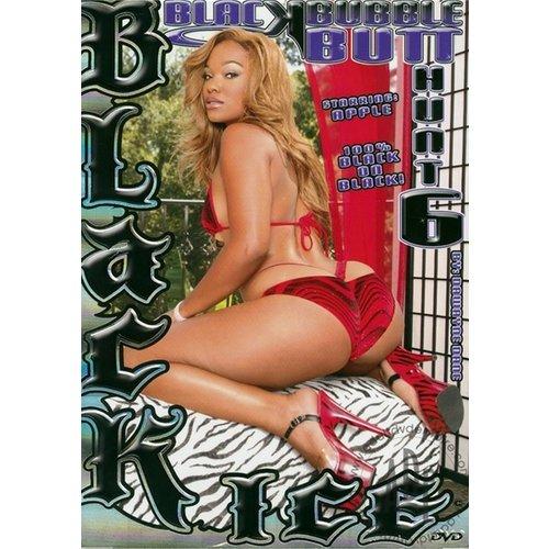 Vibies DVD Erotiek - Black Bubble Butt Hunt - Vol. 06