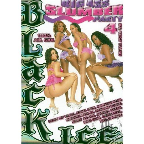 Vibies DVD Big Ass Slumber Party 4