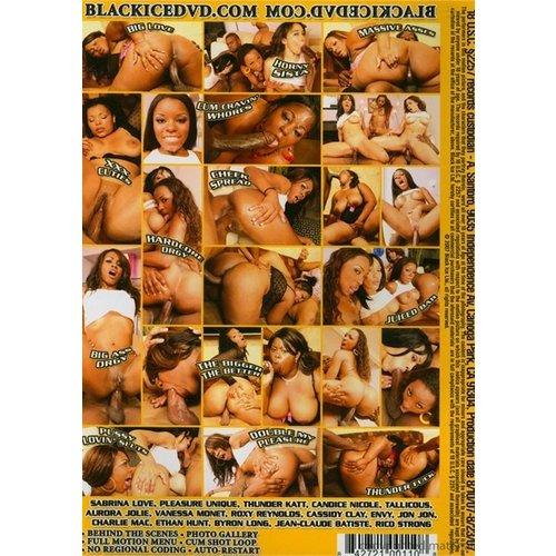 Vibies DVD Black Azz Orgie 3