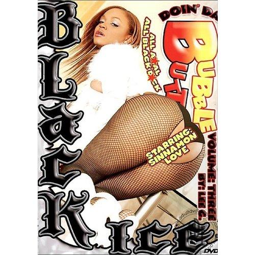 Vibies DVD Erotiek - Doin' Da Bubble Butt - Vol. 03