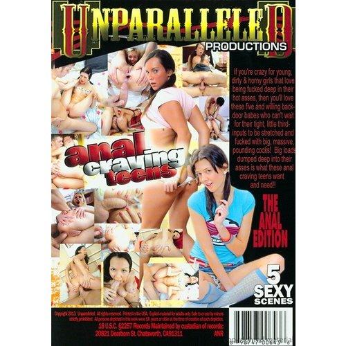 Vibies DVD Anal Craving Teens