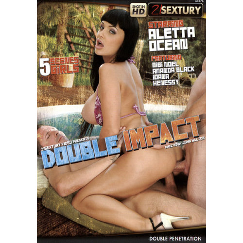 Vibies DVD Double impact