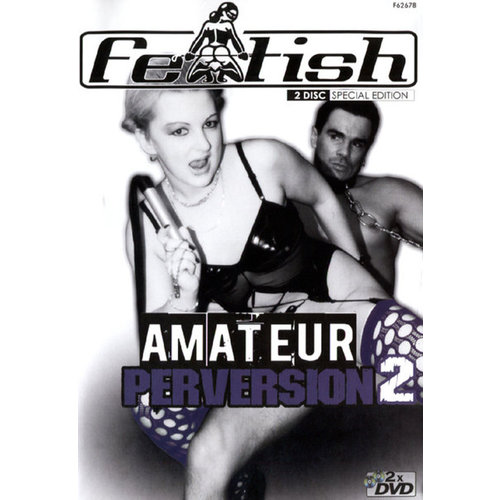 Vibies DVD Amateur perversion 2