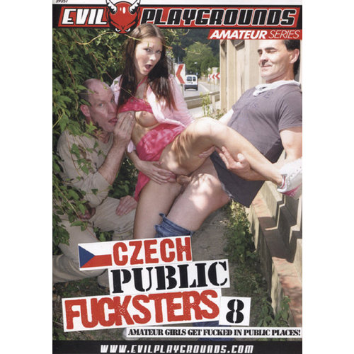 Vibies DVD Czech public fucksters 8