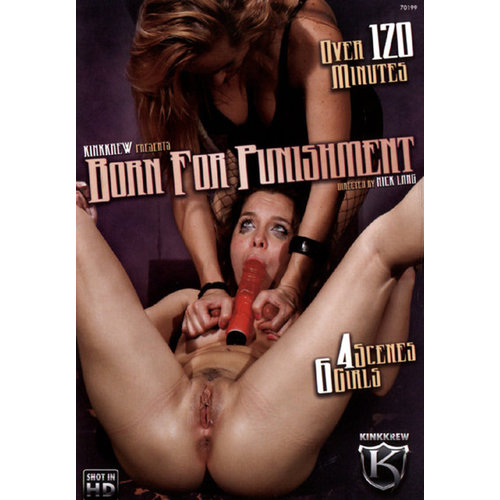 Vibies DVD Born for punishment