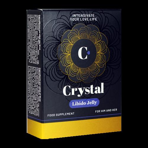 Crystal Crystal Libido Jelly Man en Vrouw 5 st