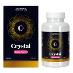 Crystal Crystal Testo Power Supplement 60 st