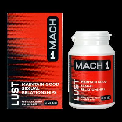 Lust Libido Supplement Man en Vrouw 60 st