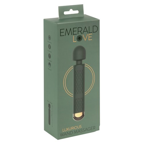 Emerald Love Emerald Love Luxe Wand Massager