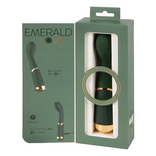 Emerald Love Emerald Love Luxe G-spot Vibrator