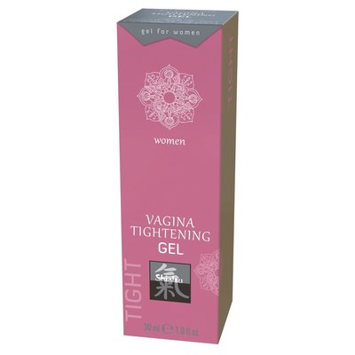 Shiatsu Vagina Verstrakkende Gel 30 ml