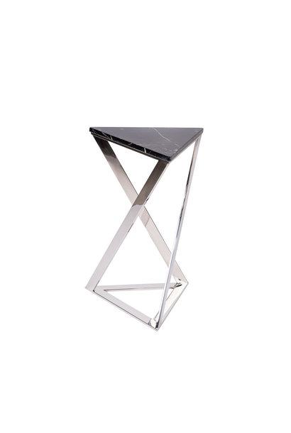 Design Side Table Divani Silver