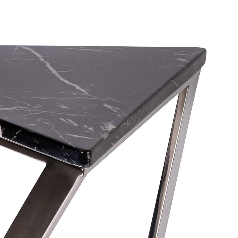 Design Side Table Divani Silver-7