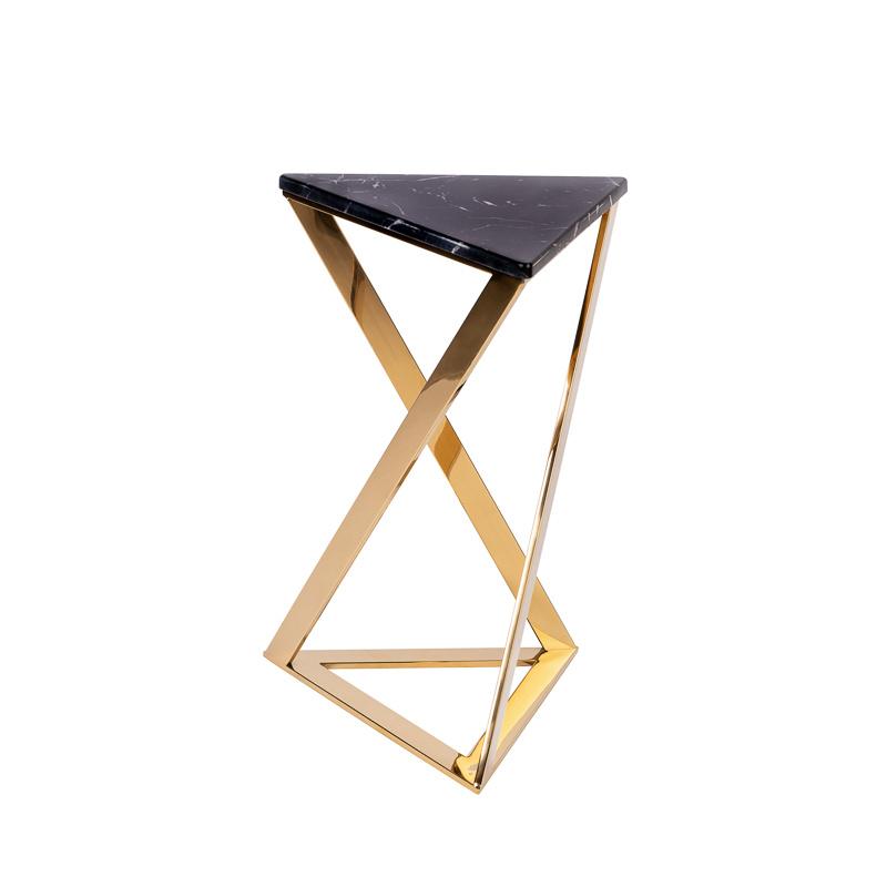 Design Side Table Divani Gold-6