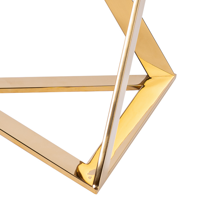 Design Side Table Divani Gold-8