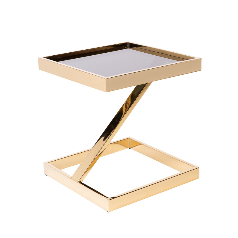 Design Side Table Sala Gold-5