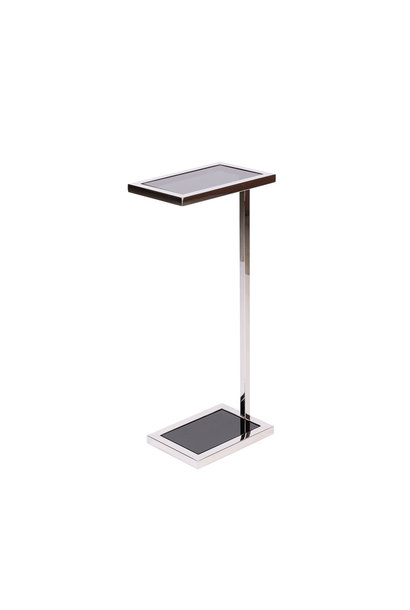Design Side Table Vicemza Silver