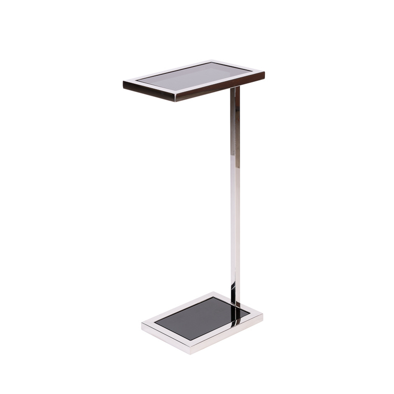 Design Side Table Vicemza Silver-6