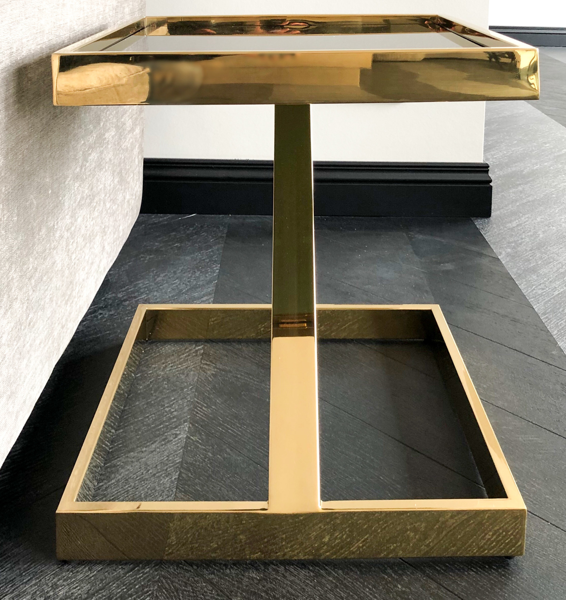 Design Side Table Sala Gold-4
