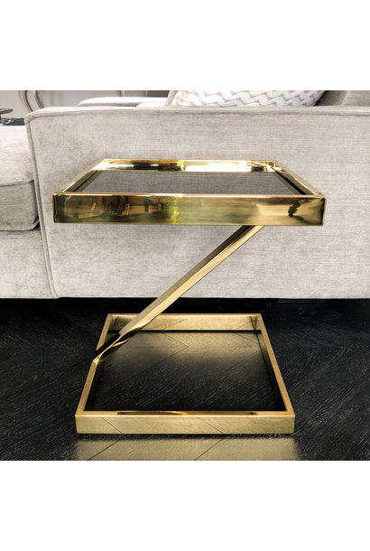 Design Side Table Sala Gold