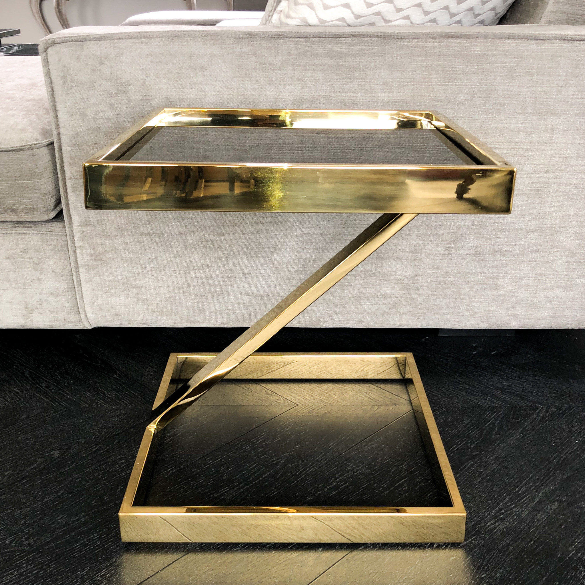 Design Side Table Sala Gold-3