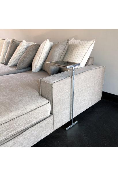 Design Side Table Vicemza Silver