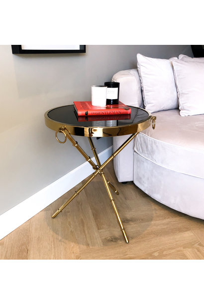 Design Side Table Musa Gold