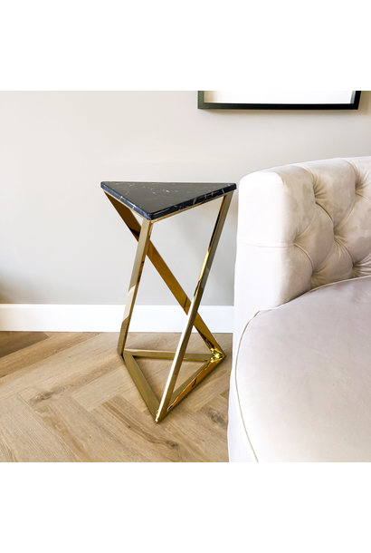 Design Side Table Divani Gold
