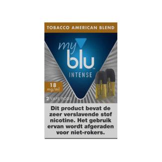 My Blu Tobacco American Blend POD's