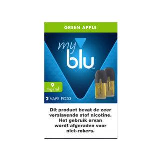 Blu Green Apple POD's