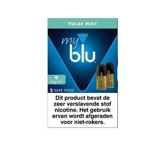 My Blu Polar Mint POD's