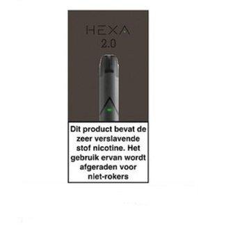 Hexa 2.0 POD E-sigaret