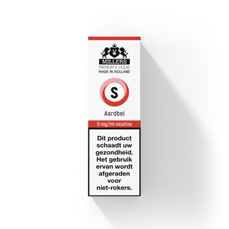Millers E-Liquid - Aardbei