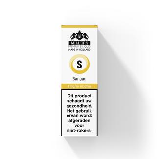 Millers E-Liquid - Banaan