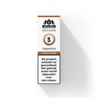 Millers E-Liquid - Cappuccino