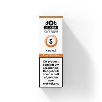 Millers E-Liquid - Caramel