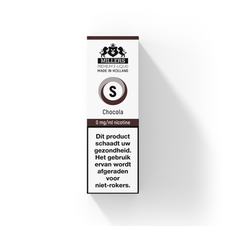 Millers E-Liquid - Chocolade