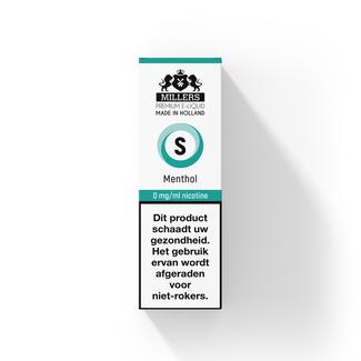 Millers E-Liquid - Menthol