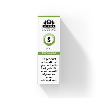 Millers E-Liquid - Mint