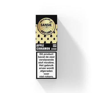 Sansie E-liquid - Apple Cinnamon