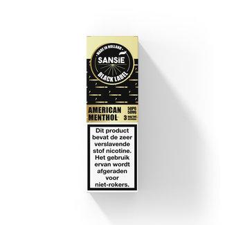 Sansie E-liquid - American Menthol