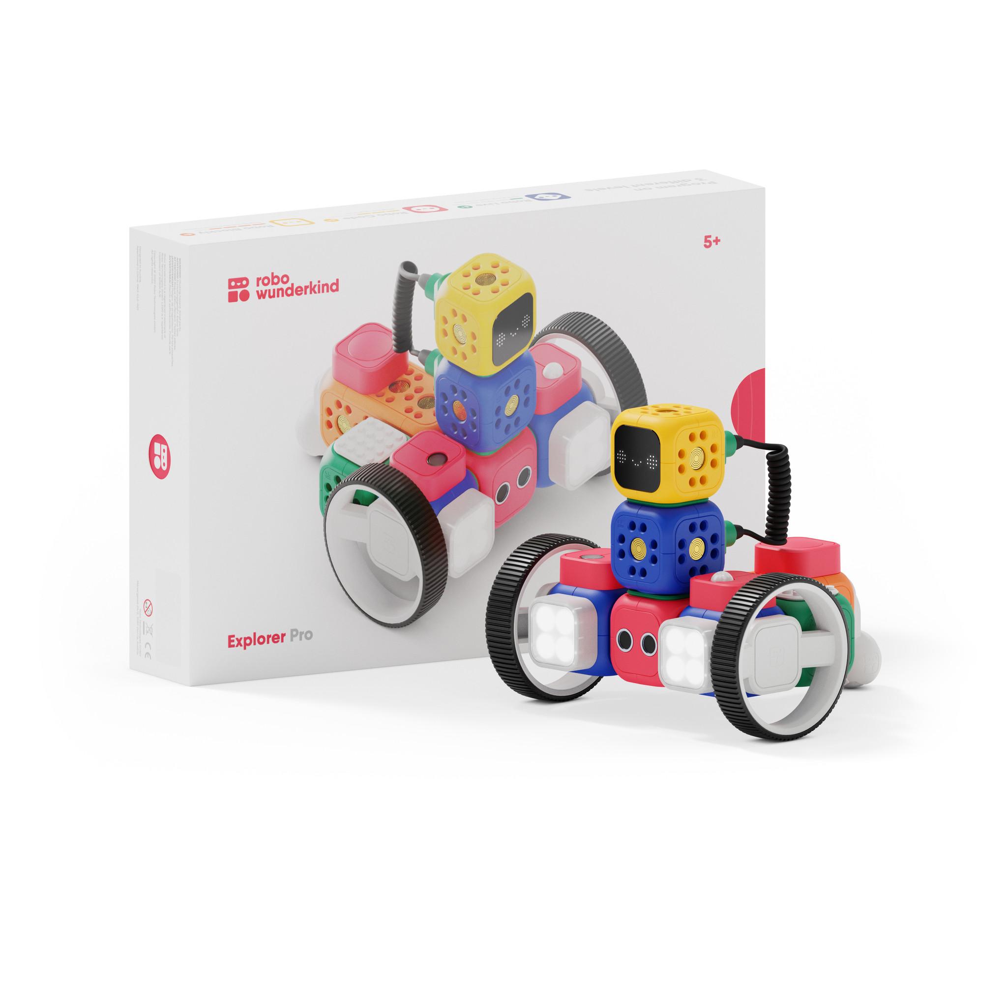 Robo Wunderkind Robo Wunderkind Explorer Pro kit