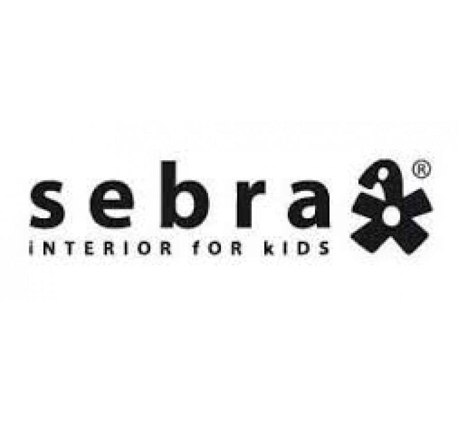 Sebra Bed Klassiek Wit