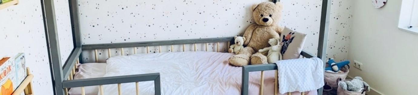 Tijd voor een peuter- of eenpersoonsbed?