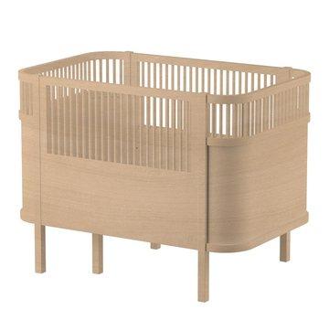 Sebra Sebra Bed Wooden Edition