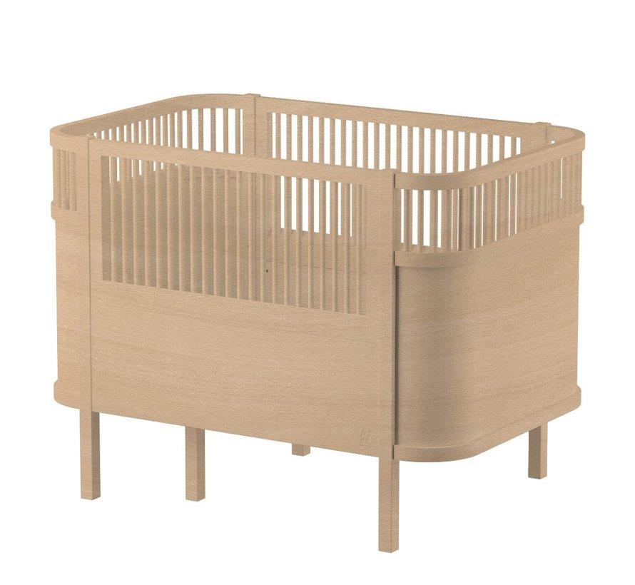 Sebra Bed Wooden Edition